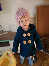 Detské oblečenie - Kabátik - 9808729_