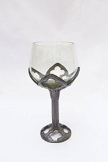 Nádoby - Pohár na víno - gotika II - 9807081_