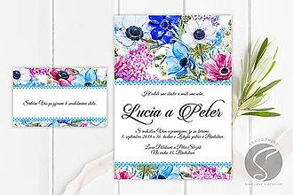 Papiernictvo - Svadobné oznámenie - SO036 - 9806593_