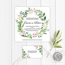 Papiernictvo - Svadobné oznámenie - SO064 - 9806753_