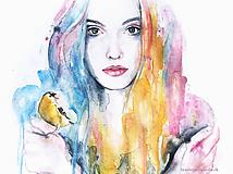 Obrazy - Portrét na objednávku - 9807823_