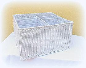 Košíky - Košík s prepážkami - 9806920_