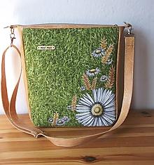 Kabelky - Maľované v tráve/1 - 9807736_