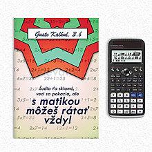 Papiernictvo - Školský zošit matematika - 9808176_