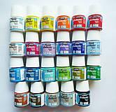 Farba na textil  Pébéo, Setacolor opaque, rôzne farby, 45 ml