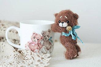 Hračky - Medvedík Brownie - 9810985_