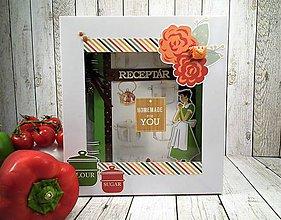 Papiernictvo - Green receptár - 9809154_
