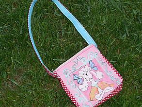 Detské tašky - Bodkovaná kabelka - 9810503_