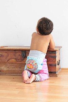 """Detské oblečenie - Softshellky """"sen jednej líšky"""" posledné kusy! - 9810232_"""
