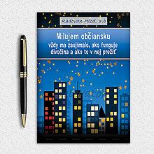 Papiernictvo - Školský zošit občianska náuka - 9810872_