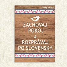 Papiernictvo - Školský zošit slovenčina - 9810880_