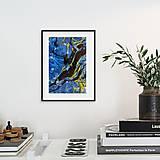 Obrazy - Abstrakcia 25 - 9812655_