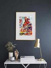Obrazy - Abstrakcia 22 - 9812596_
