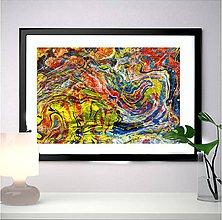 Obrazy - Abstrakcia 23 - 9812609_