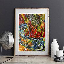 Obrazy - Abstrakcia 24 - 9812648_