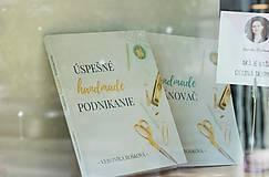 Knihy - Kniha Úspešné handmade podnikanie + Handmade Plánovač zadarmo - 9812453_