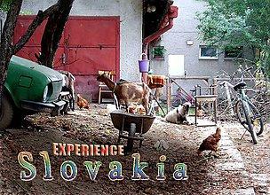 Drobnosti - Magnetka Experience Slovakia! - 9812382_