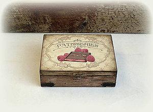 Krabičky - Krabička - 9813665_