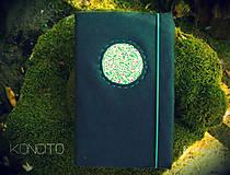 Papiernictvo - Kožuch/obal na knihu: r a s t l i n k y - 9817748_