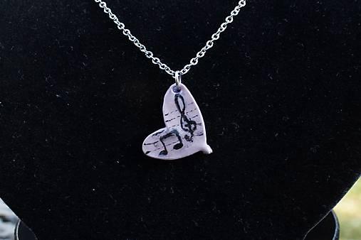 Srdce hudbou naplnené