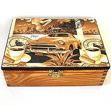 Krabičky - Krabička Havana 6 prieč. - 9817838_