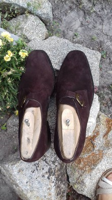 fd51d5dae0 Obuv - Hand made pánské kožené topánky - 9816503