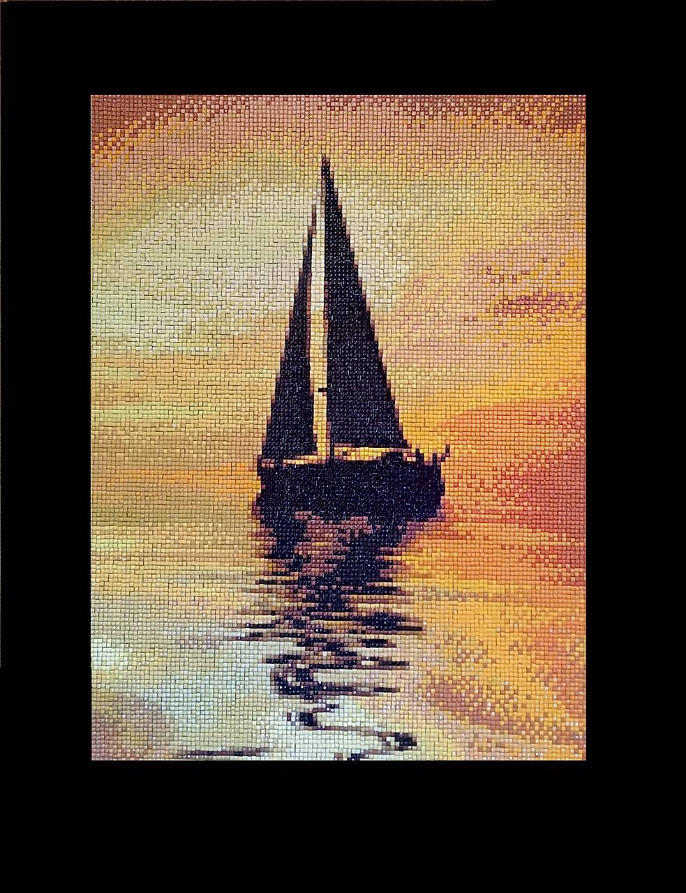 Večerná loďka