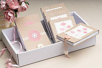 Papiernictvo - Darček pre svadobčanov - 9817064_
