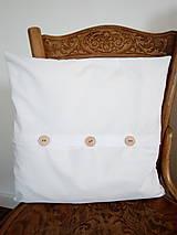 Úžitkový textil - Vankúš - zakvitnutá lúka - 9815371_