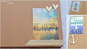 Papiernictvo - Dovolenkový fotoalbum - Happy summer days - 9816494_