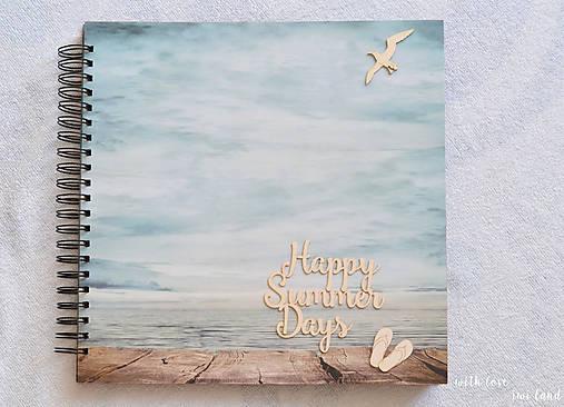 Dovolenkový fotoalbum - Happy summer days