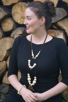 Sady šperkov - Set náhrdelník & náramok