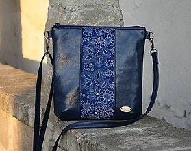 Kabelky - Dara modrá MM 2 - 9817504_