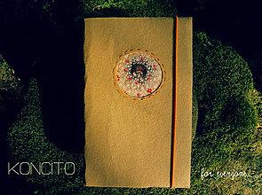 Papiernictvo - Kožuch/obal na knihu: j e ž k o - 9818532_