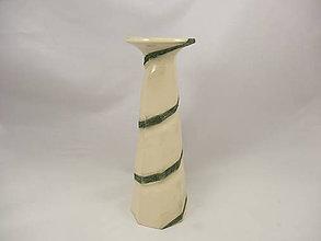 Dekorácie - Váza malá B (Vzor 3) - 9820587_