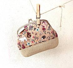 Peňaženky - Peňaženka XL Mláďatá - 9818726_