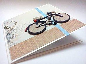 Papiernictvo - Pohľadnica ... pre cyklistu - 9822415_