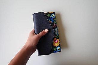 Peňaženky - FOLK PEŇAŽENKA - 9822370_