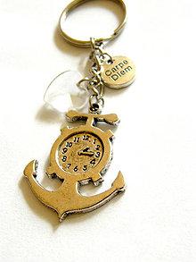 Kľúčenky - namornik carpe diem - 9822165_