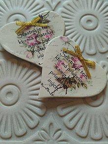 Darčeky pre svadobčanov - magnetky na rozlúčku so slobodou - 9821774_
