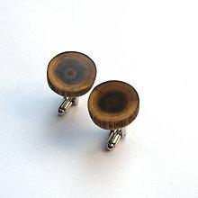 Šperky - Zo špaltovanej hlošinovej halúzky - 9820982_