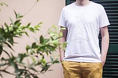 Oblečenie - Pánske tričko woman - 9824280_