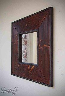 Zrkadlá - zrkadlo rustic5 - 9825802_