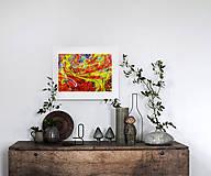 Obrazy - Abstrakcia 28 - 9825120_