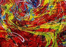 Obrazy - Abstrakcia 28 - 9825123_