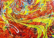 Obrazy - Abstrakcia 28 - 9825124_