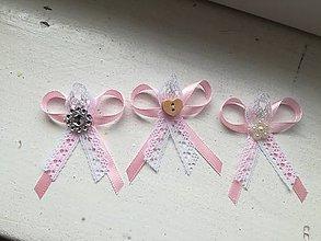 Pierka - s ružovou tématikou - 9825773_