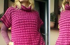Iné oblečenie - Poncho Pavone - 9824548_