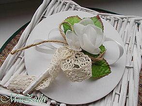Pierka - svadobné pierko Vintage X. - 9823886_