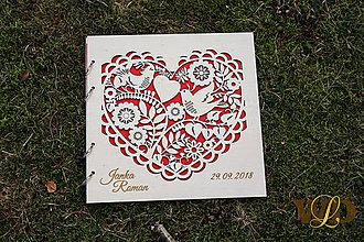Knihy - Kniha hostí Ľudové srdce - 9823728_